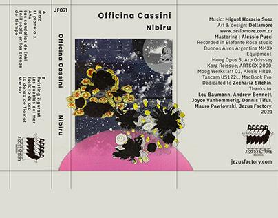 Arte y Diseño Officina Cassini Cassette