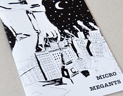 Micro Megants Zine