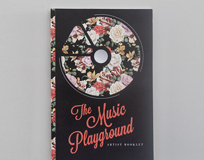 The Music Playground Artist Talent Booklet