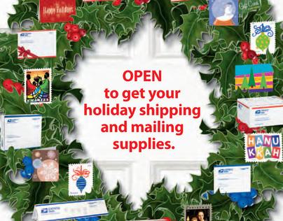 USPS 2011 Holiday Mailer