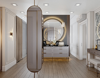 Luxury Penthouse Bedroom - Manzara Adalar