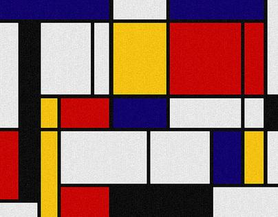Do the Mondrian.