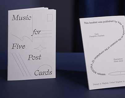 Music for Five Post Cards