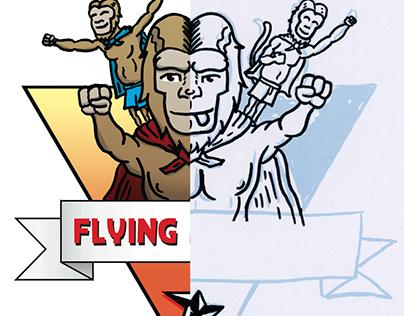 \\ The Flying Monkey Logo //