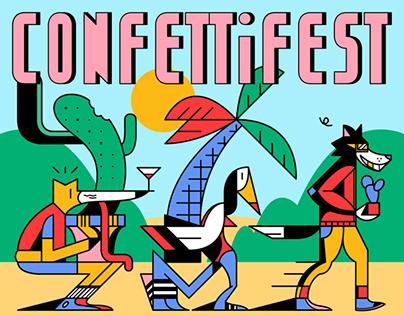 Confetti Fest