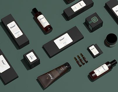 Flamel MD Package Design
