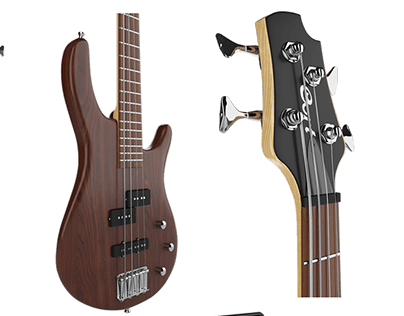 Cort Action Bass Guitar