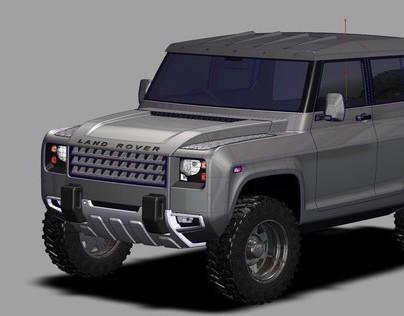 Defender Concept 2015