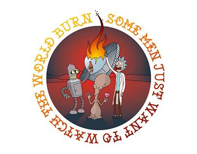 World Burn - ZEST