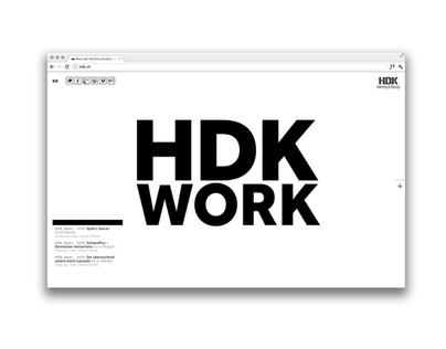 HDK.ch