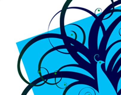 Blush Bleu - Stationary & Identity