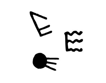 Typographic Sketches