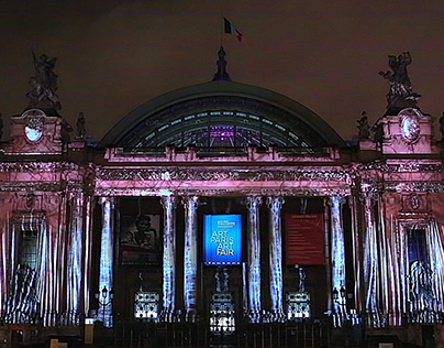 THE BREATH / video mapping installation