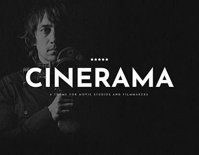 Cinerama WP Theme