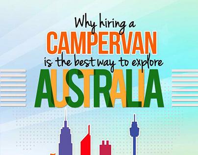 Infographic: Campervan Hiring in Australia