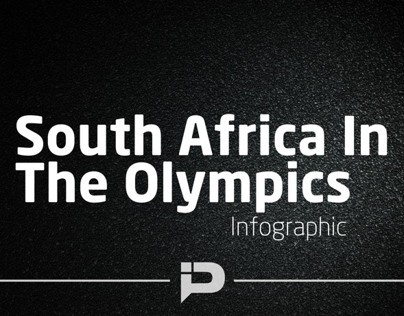 South Africa in the Olympics #Infographic