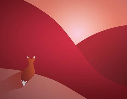 Fox - Illustration