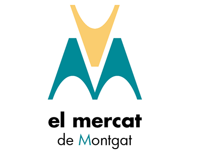 El mercat de Montgat · Identitat Corporativa
