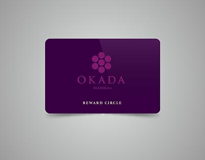Okada reward card