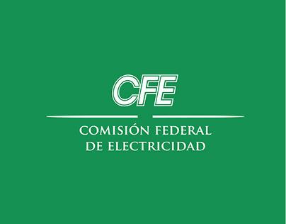 CFE División Valle de México Norte, Estado de México.