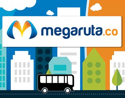 [Web + Mobile] Megaruta.co