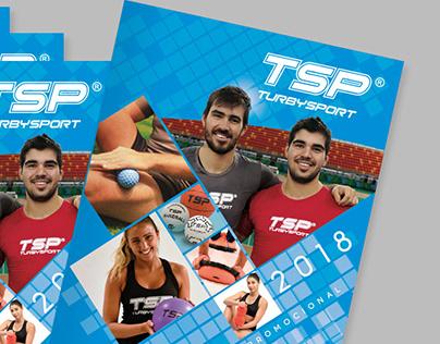 TSP TurbySport Catálogo