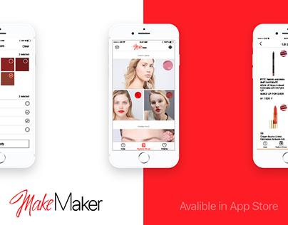 MakeMaker iOS App