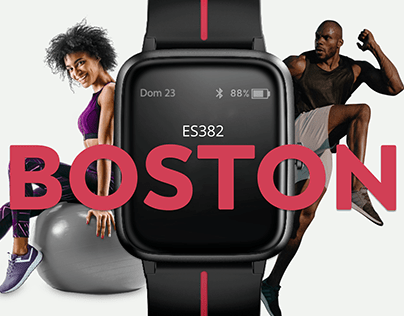 Atrio | Smartwatch Boston