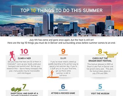 10 Denver Things Eblast
