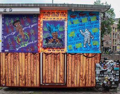 Street Art Holland 2018