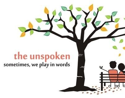 The Unspoken Logo