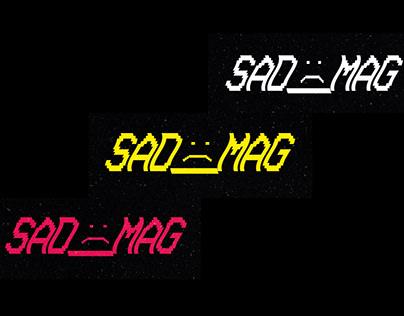 SAD_MAG New Year Illustrations