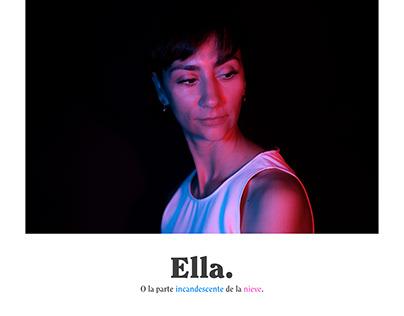 Yo-Tú-Ella / Me-You-Her