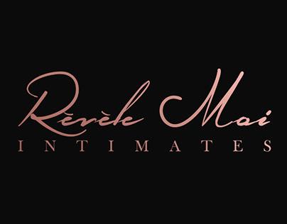 RÉVÉLE MOI Intimates 2019 - Branding