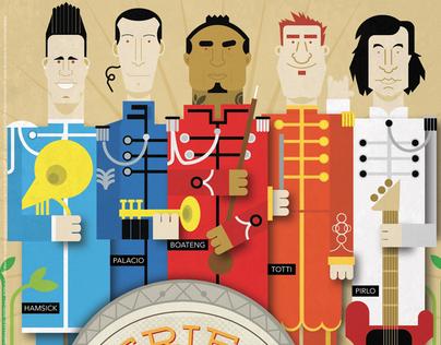 SportWeek / 25.08.2012