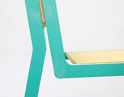 Cadeira CONTÍNUA