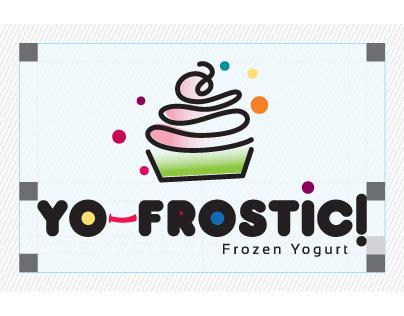 Branding - Logo - Yo-frostic!