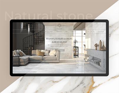 UI / UX for Freya Stone Studio