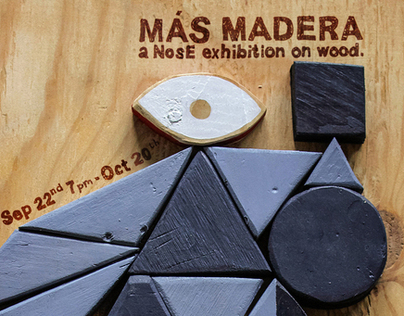 Más Madera, an exhibition on wood