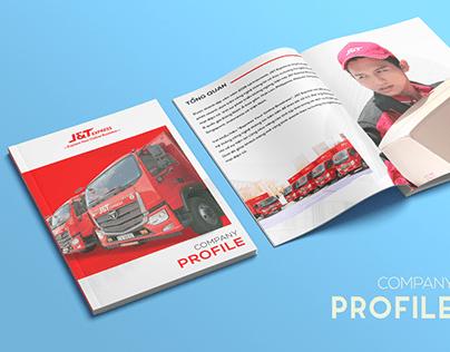 Company Profile J&T Express