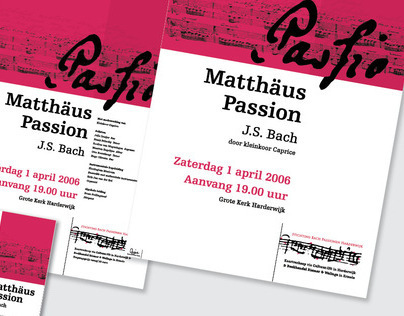 Passion for Bach