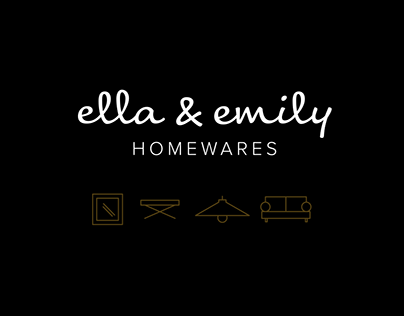Alix Carnihan | Graphic Design - Ella and Emily