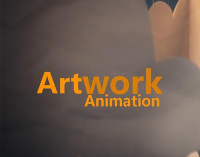 Animation Design, art works