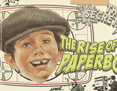 THE SECRET BOX - The Rise of Paperboy