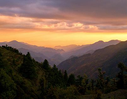 Dhanaulti Landscapes