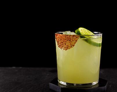 Food styling y coctelería para Tequila Tierra azul