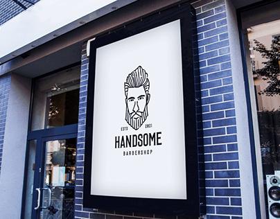 HANDSOME BARBERSHOP