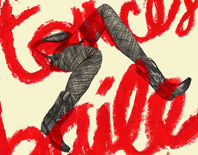 Afiche de teatro - Entonces Bailemos