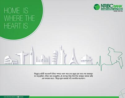 NRBC BANK Branding