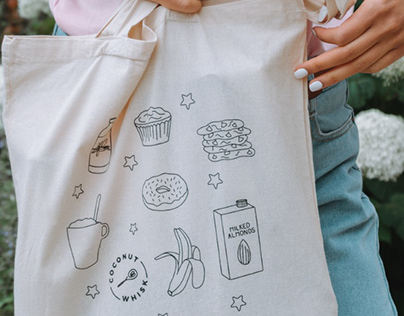 Icon Tote Bags